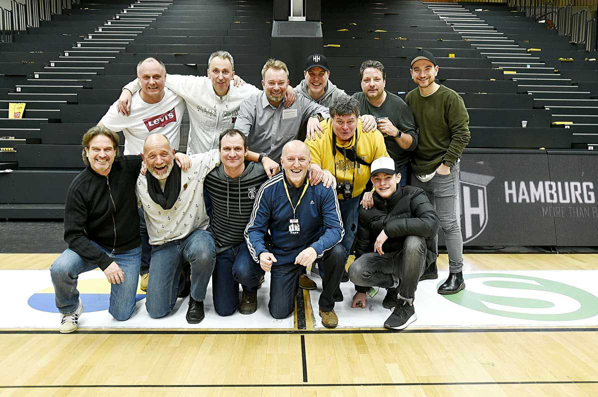 FCC & Friends beim Basketball